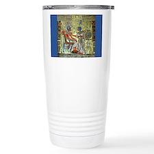 Tutankhamons Throne Travel Mug