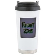 Fright Zone Halloween Travel Mug