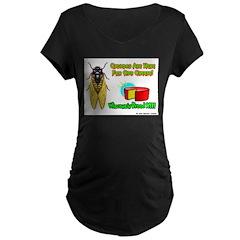 Wisconsin Cheese Cicada T-Shirt
