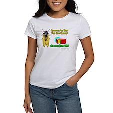 Wisconsin Cheese Cicada Tee