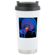 Hypothalamus in the bra Travel Mug
