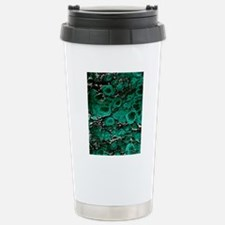 Malachite Stainless Steel Travel Mug