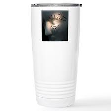 Phrenology head Travel Mug