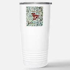 Identity fraud Travel Mug