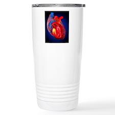 Structure of a human he Travel Mug