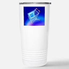Intelligent label Travel Mug