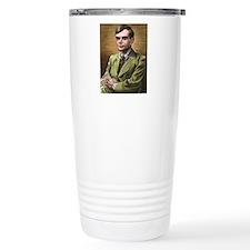 Alan Turing, British ma Travel Mug