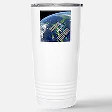 International Space Sta Travel Mug