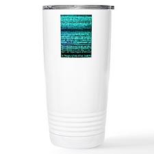 Internet computer code Travel Mug