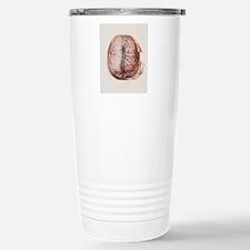 Brain meninges Travel Mug