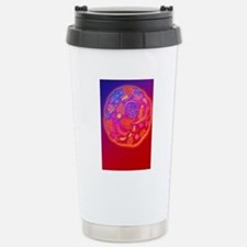 Computer graphic of ani Stainless Steel Travel Mug