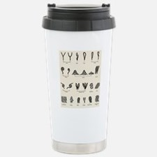 Features of fingerprint Travel Mug