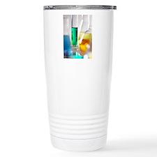 Laboratory glassware Travel Mug