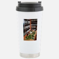 Herbal pharmacy Stainless Steel Travel Mug