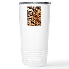 Internal gears within a Travel Mug