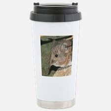 A Little Nosy Stainless Steel Travel Mug