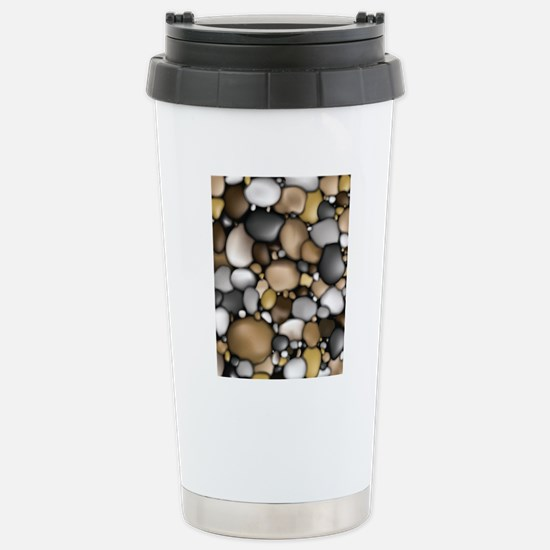 Rocks_iPad_sleeve Stainless Steel Travel Mug