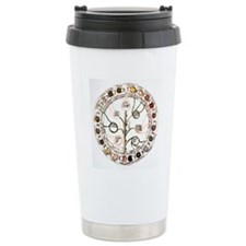 Medieval urine wheel Travel Mug
