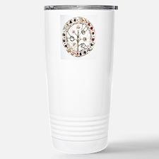 Medieval urine wheel Travel Mug