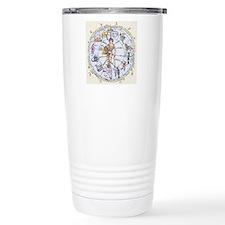 Medical zodiac, 15th ce Travel Mug