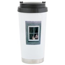 Artist's depiction of a Travel Mug