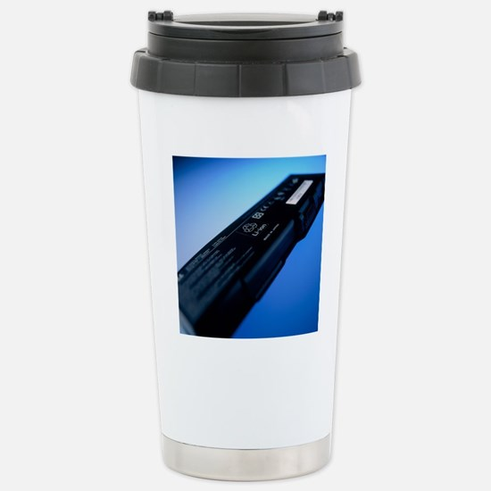 Lithium-ion battery Stainless Steel Travel Mug