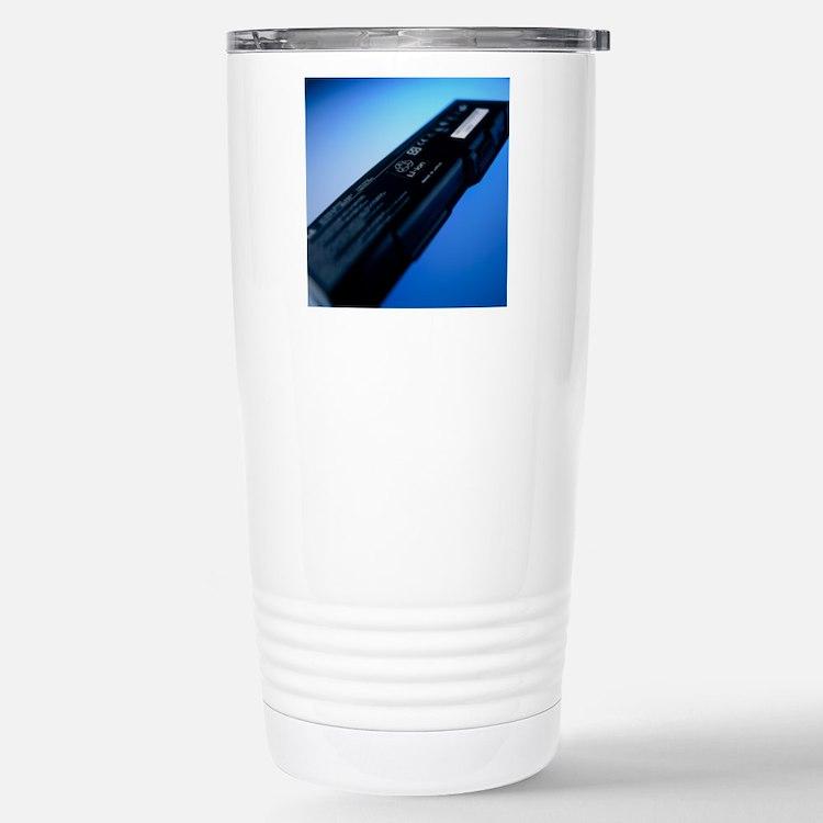 Lithium-ion battery Travel Mug