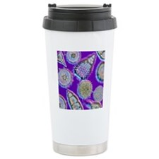 LM of an assortment of  Travel Mug