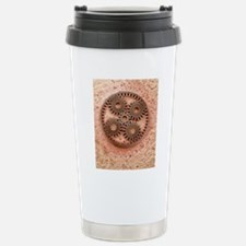 Microcogs Stainless Steel Travel Mug