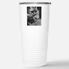 Bessie Coleman, US avia Stainless Steel Travel Mug