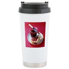 Bread and jam Travel Coffee Mug