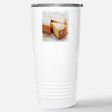 Camembert cheese Stainless Steel Travel Mug