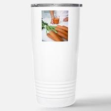 Carrot juice Travel Mug