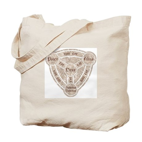 Shield of The Trinity Tote Bag
