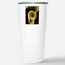 Nematode worm, SEM Travel Mug