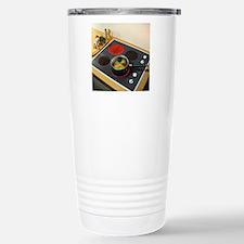 Stainless Steel hob Travel Mug