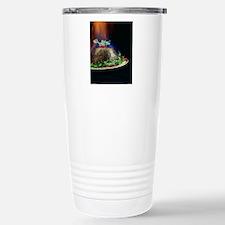 Christmas pudding Travel Mug