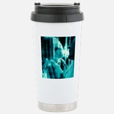 Online relationship Stainless Steel Travel Mug