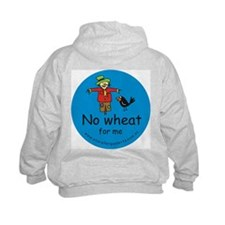 No wheat for me Hoodie