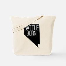 Nevada Battle Born Tote Bag