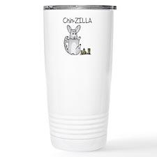 Chin-Zilla Travel Mug