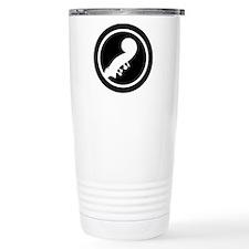 Double-Bass-30-a Travel Coffee Mug