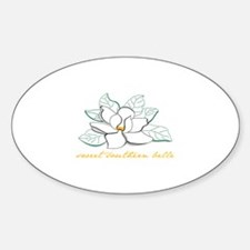 Sweet southern belle Decal