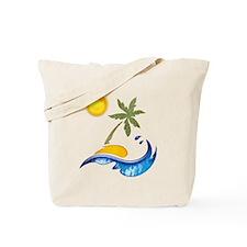 Unique Sun sand Tote Bag