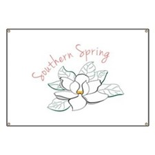 Southern Spring Banner