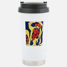 Coloured TEM of HHV6 in Travel Mug
