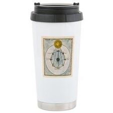 Phases of the Moon, 179 Travel Mug