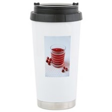 Cranberry juice Travel Mug