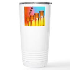 Pipette places a soluti Travel Mug