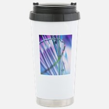 Pipettes Stainless Steel Travel Mug